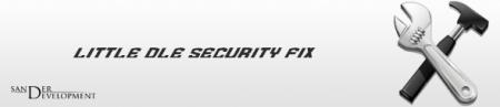 Маленький фикс в безопасности DLE включая v10.0