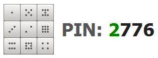 PIN-bot by Sander