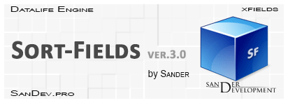 Sort-Fields v3 by Sander