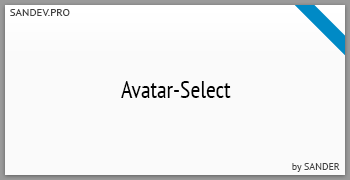 Avatar-Select by Sander